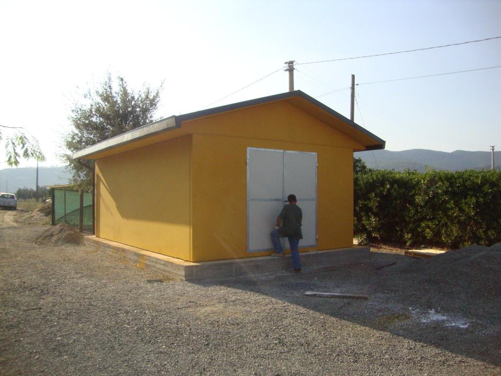 box prefabbricati in cemento