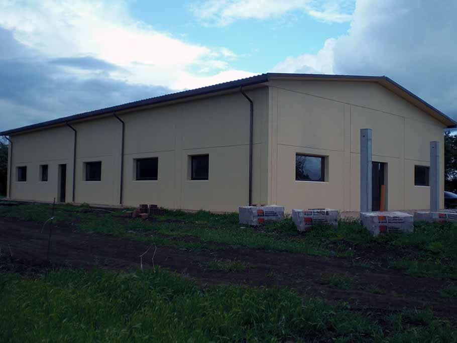 capannoni artigianali (11) Pastificio