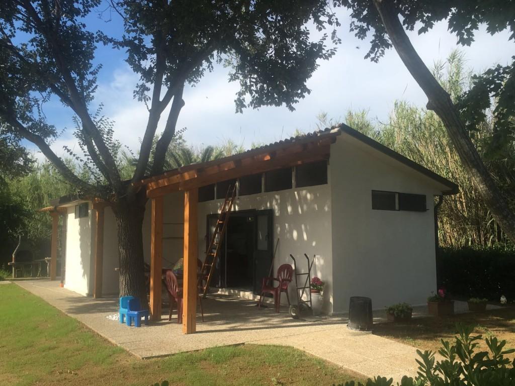 bungalow in cemento armato prefabbricato smontabile